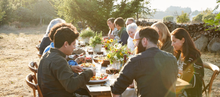 How to Set Your Holiday Table with Intention
