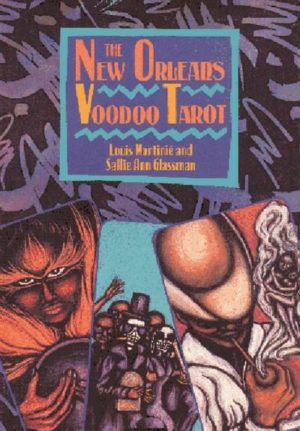 New Orleans Voodoo Tarot/Book and Card Set