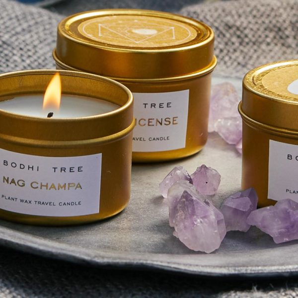 Bodhi Tree Signature Scented Travel Candle