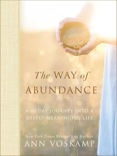 Way of Abundance