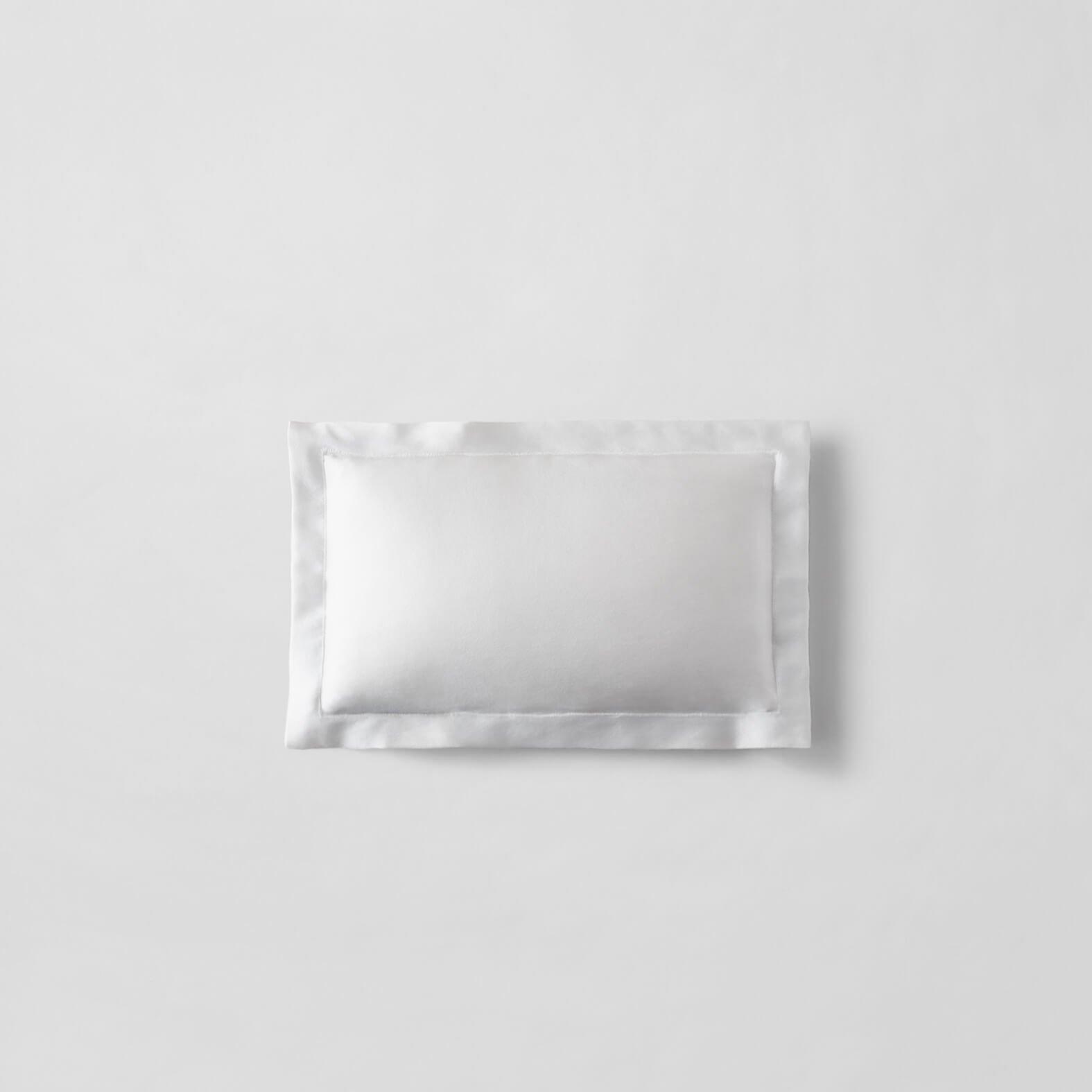 100% Silk Charmeuse Classic Pillow Sham