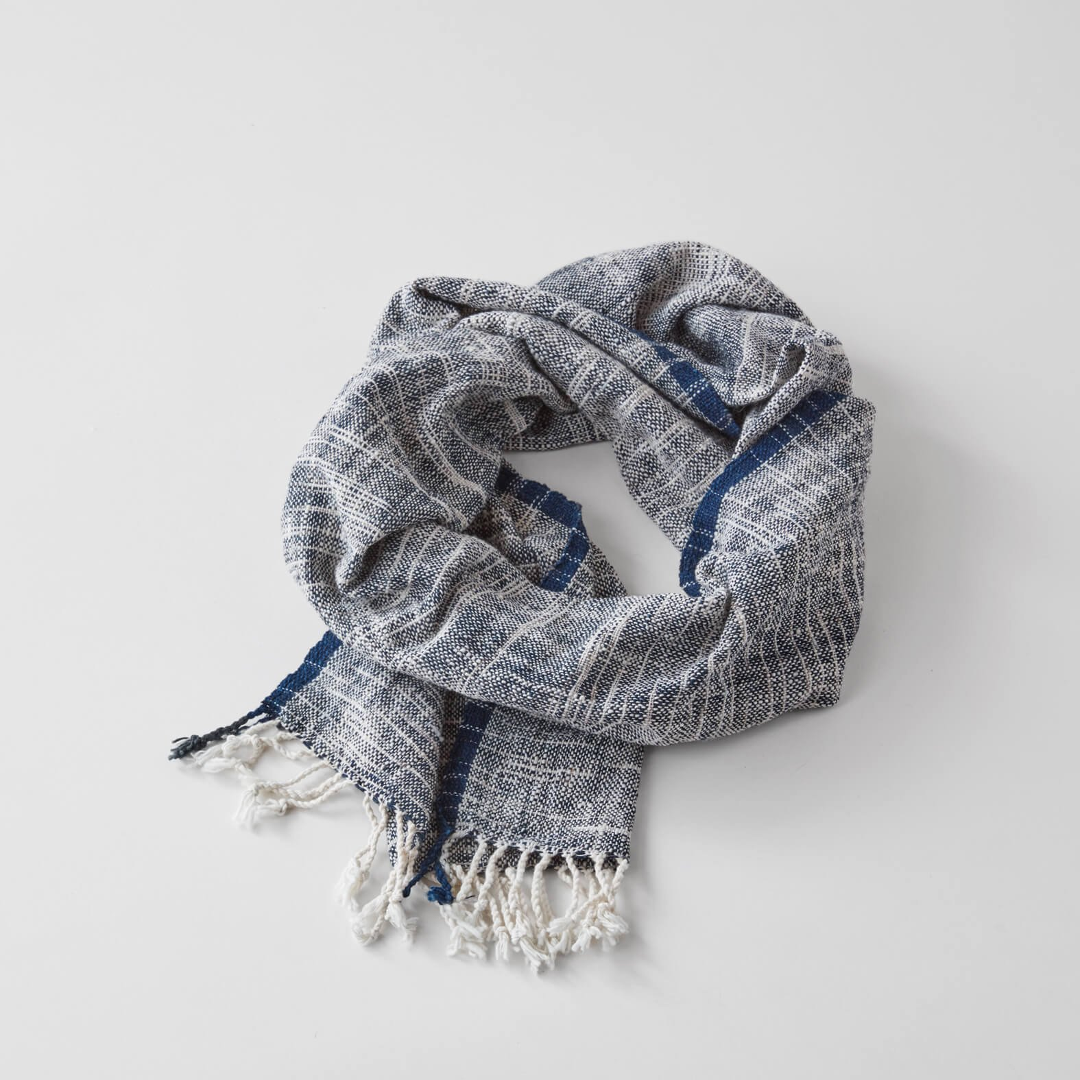 Distant Echo Organic Cotton Scarf