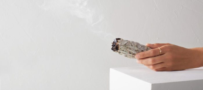 Smudging for Beginners: The Meaning of Sage, Palo Santo & Abalone Shells