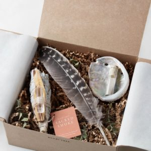 Bodhi Tree Smudge Essentials Box