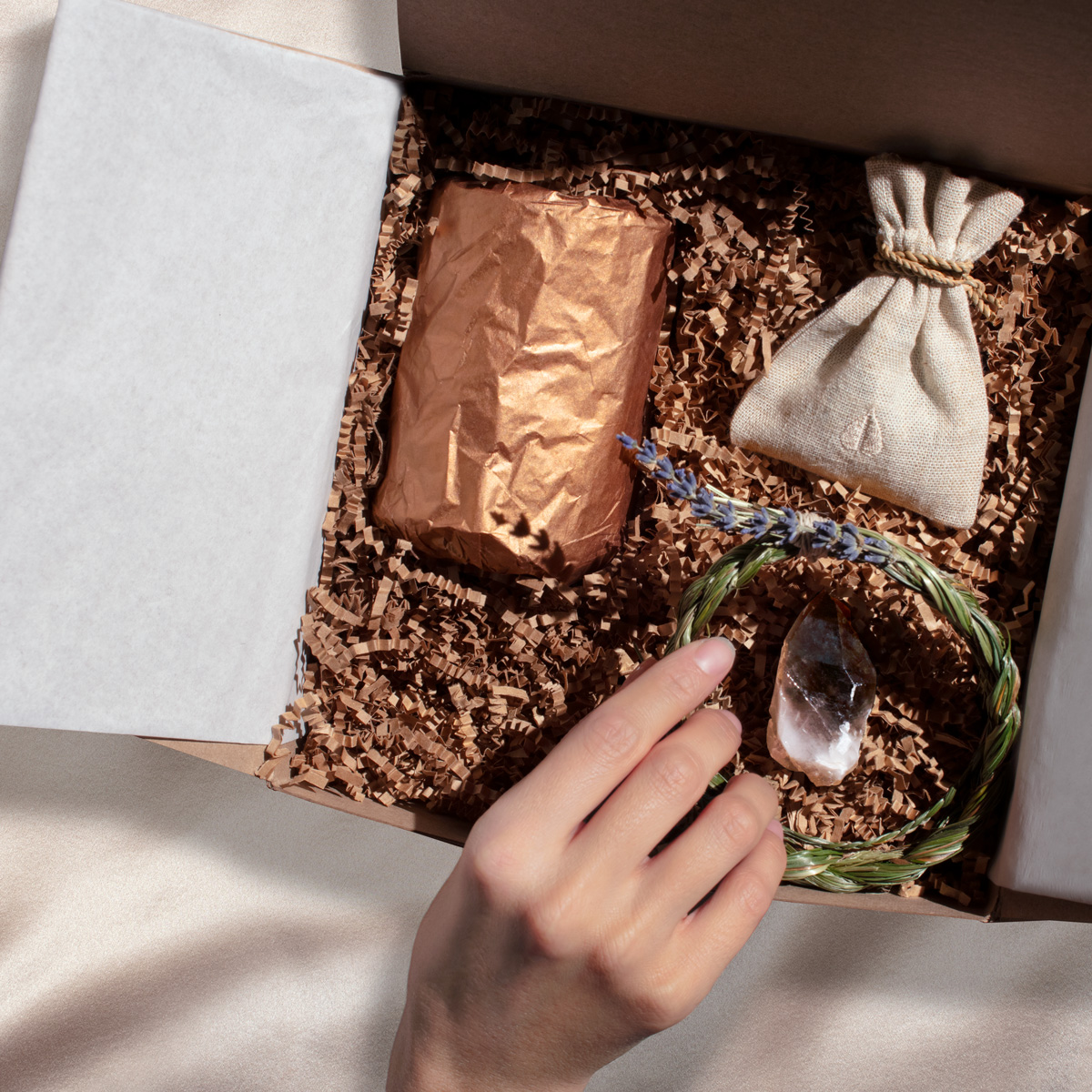 Ritual Box For Surrendering & Releasing