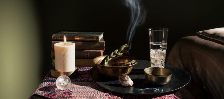 Why Smudging with Sweetgrass Will Make You Happy