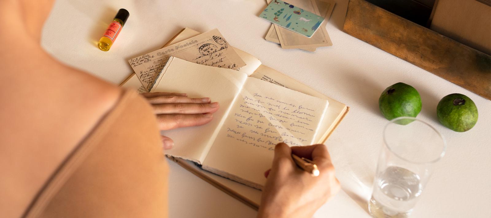 Honoring Your Feelings: 5 Tips for Starting a Journal